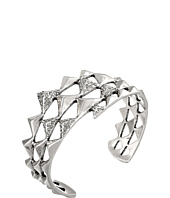 House of Harlow 1960 - Pyramid Wrap Cuff with Pave