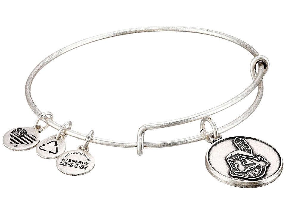 Alex and Ani Alex and Ani - MLB Cleveland Indians Charm Bangle