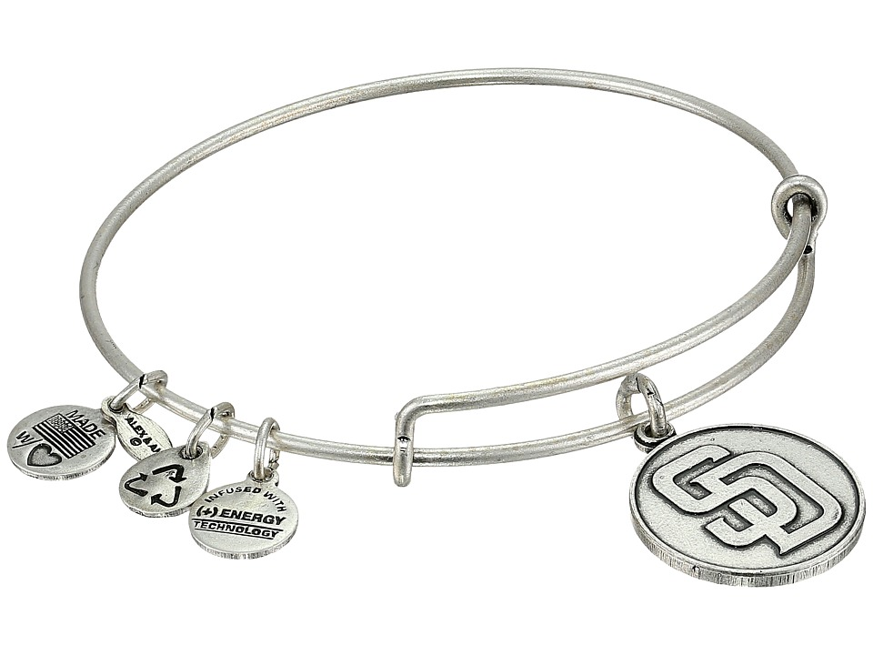 Alex and Ani - MLB San Diego Padres Charm Bangle