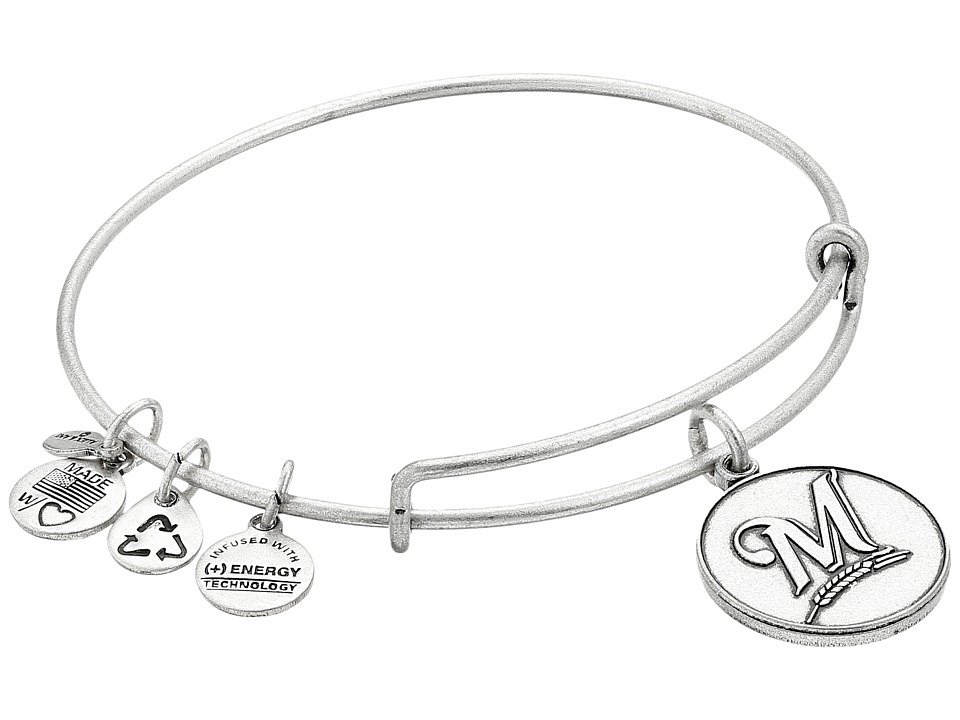Alex and Ani - MLB Milwaukee Brewers Charm Bangle