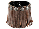 Gypsy SOULE - Fringe Bracelet (Brown)