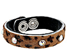 Gypsy SOULE - Kitty Cuff (Brown Leopard)