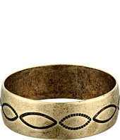 Gypsy SOULE - Antiqued Etched Bangle