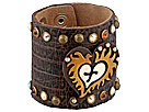 Gypsy SOULE - Sweet Love Bracelet (Dark Brown)