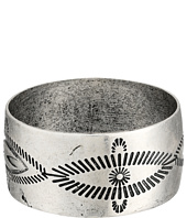 Gypsy SOULE - Antiqued Etched Wide Bangle