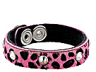 Gypsy SOULE - Kitty Cuff (Light Pink Leopard)