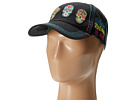 Gypsy SOULE - Hear Speak See No Evil Ball Cap (Black)