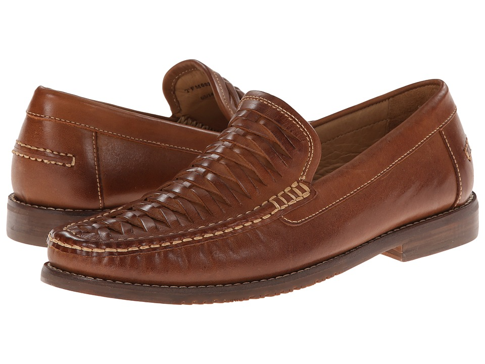 Tommy Bahama - Fynn Slipon (Saddle Brown) Men