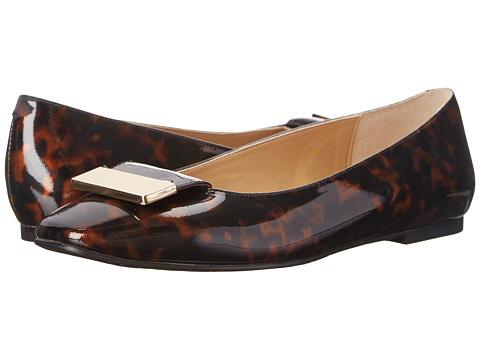 Womens Shoes Vaneli Jalo Tortoise Patent