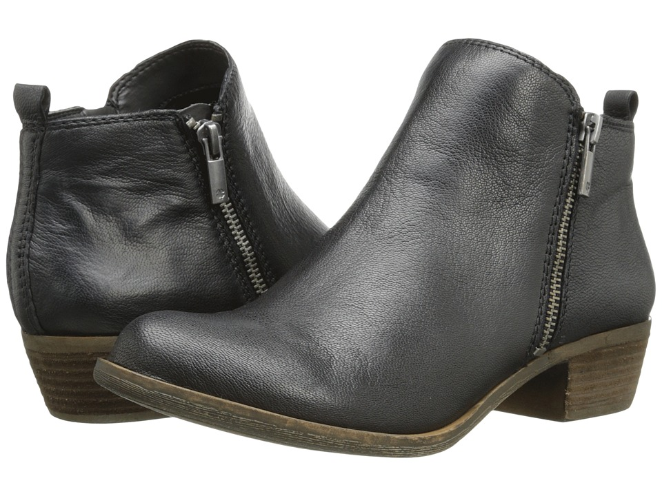 Lucky Brand Basel (Black) Women