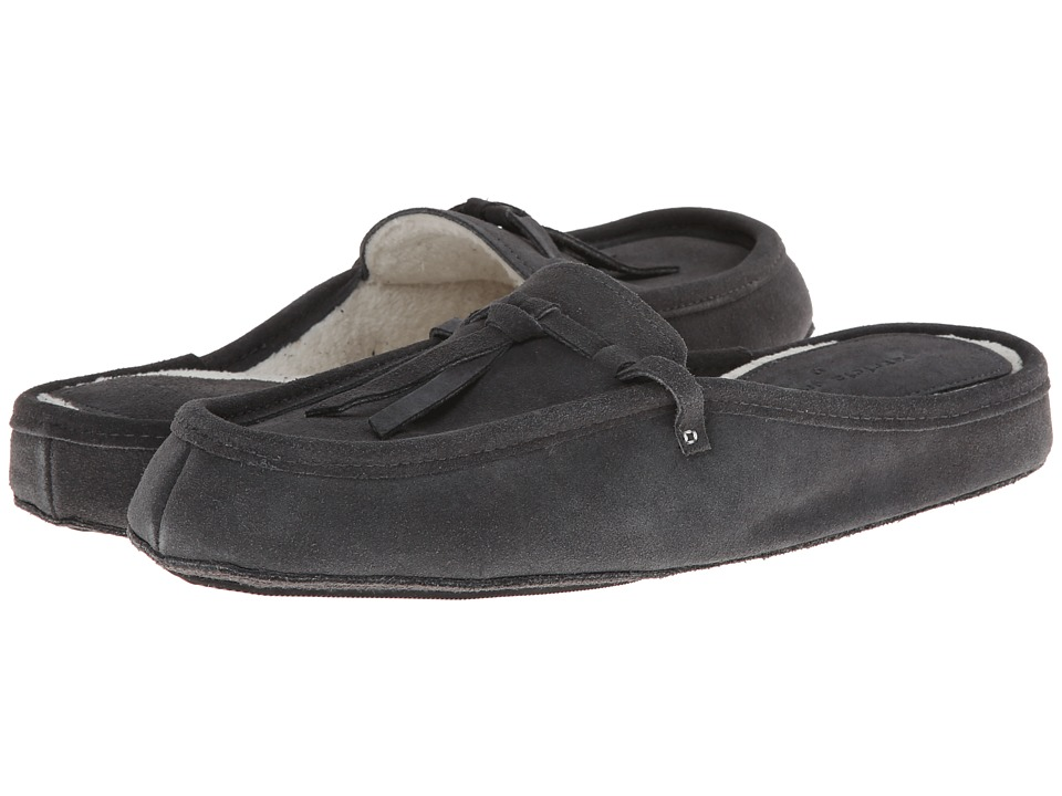 Patricia Green Greenwich (Charcoal) Slippers