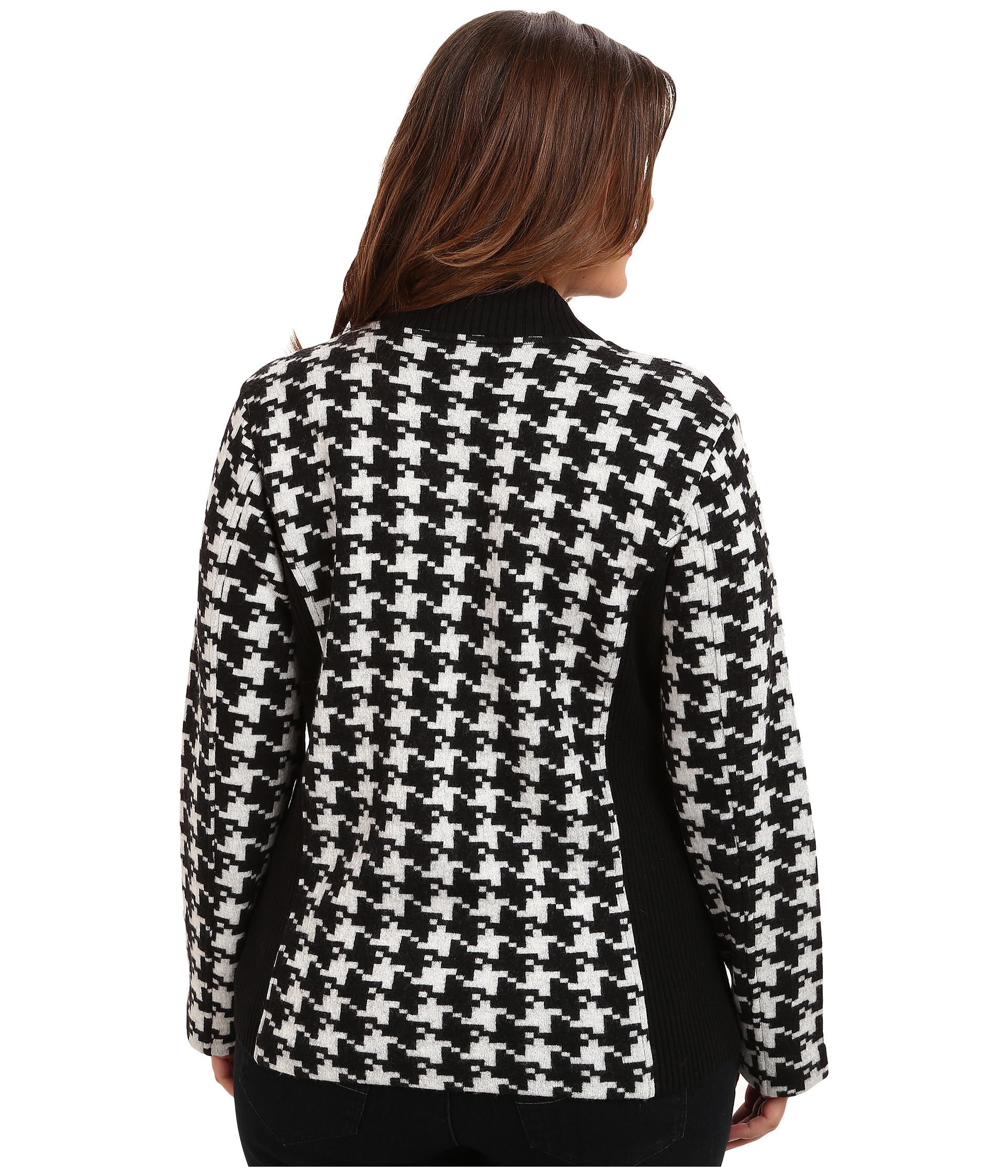 Find great deals on eBay for houndstooth coat plus size. Shop with confidence.