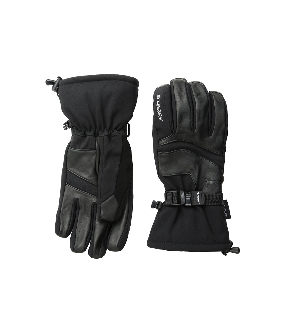 Seirus Arctic Summit Glove (Black) Extreme Cold Weather Gloves