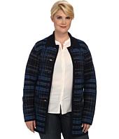 Pendleton - Plus Size Sketchbook Sweater Coat