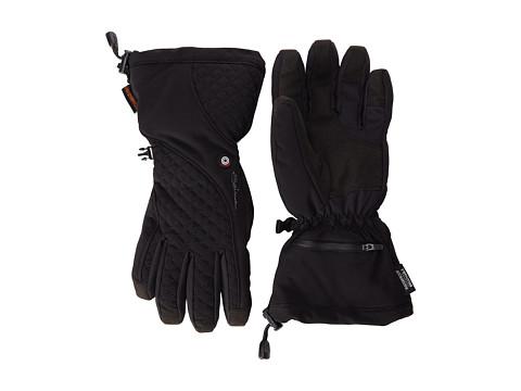 Seirus Heat Touch Glow Glove - Black