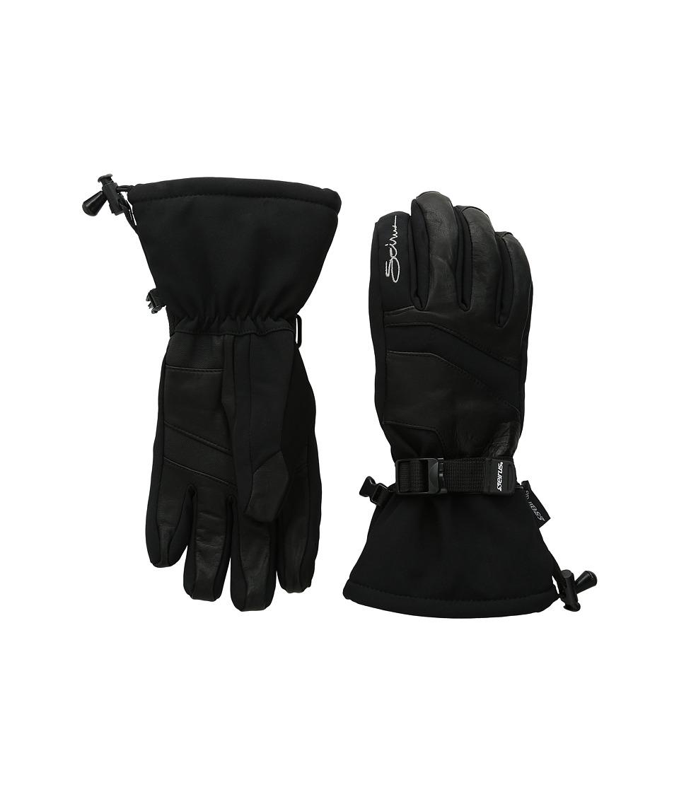 Seirus Arctic Summit Glove Black Extreme Cold Weather Gloves