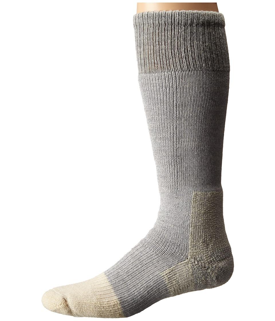 Thorlos - Extreme Cold (Light Grey) Crew Cut Socks Shoes
