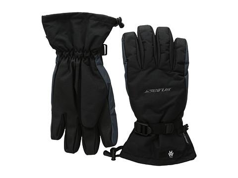 Seirus Heat Wave Accel Glove - Black/Charcoal