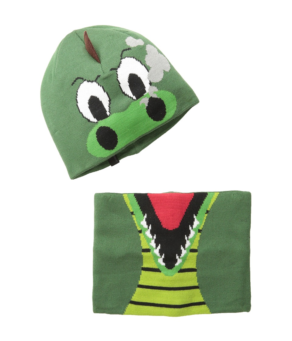 Seirus - Jr Headzo (Green/Dragon) Caps