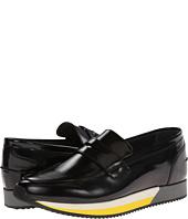 Viktor & Rolf - Brushed Leather Loafer Sneaker