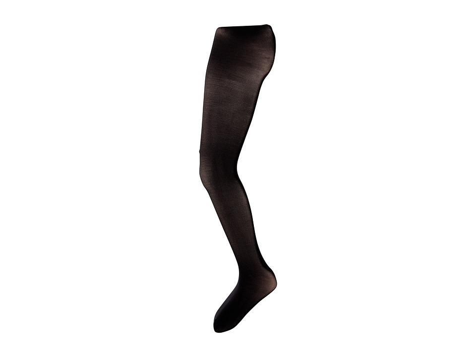 Bloch Kids - Endura Footed Tight (Black) Hose