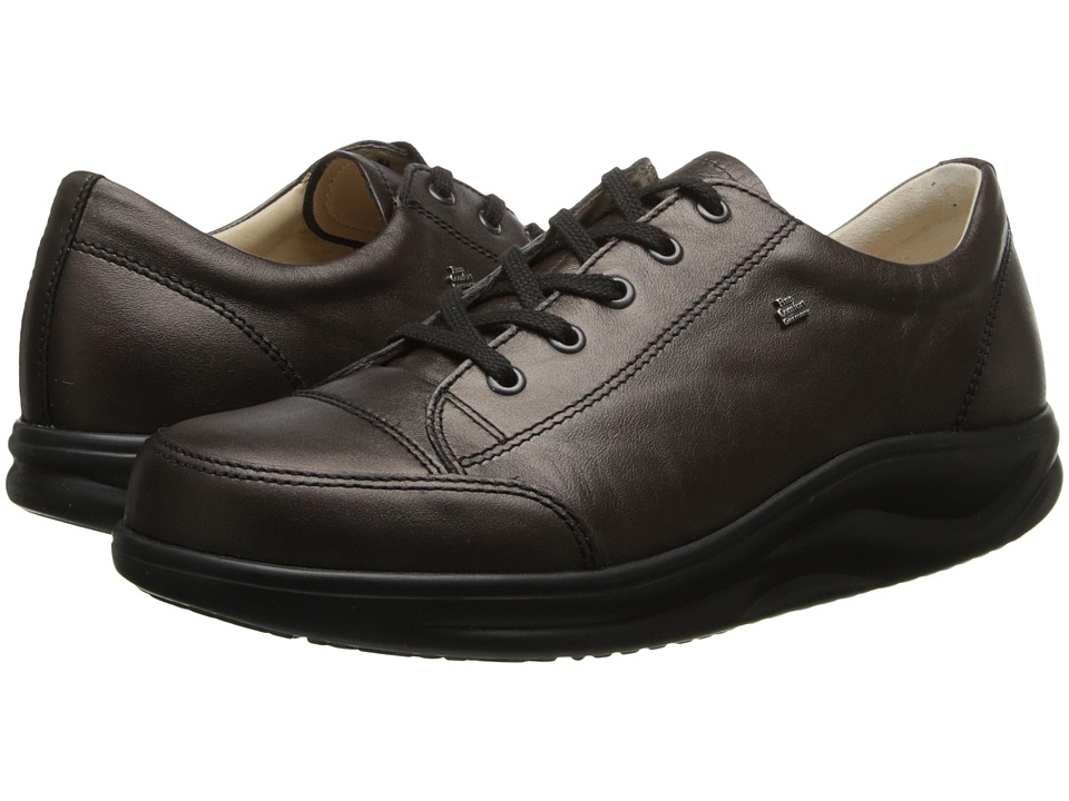 Finn Comfort Ikebukuro Cigar Luxory Womens Lace up casual Shoes