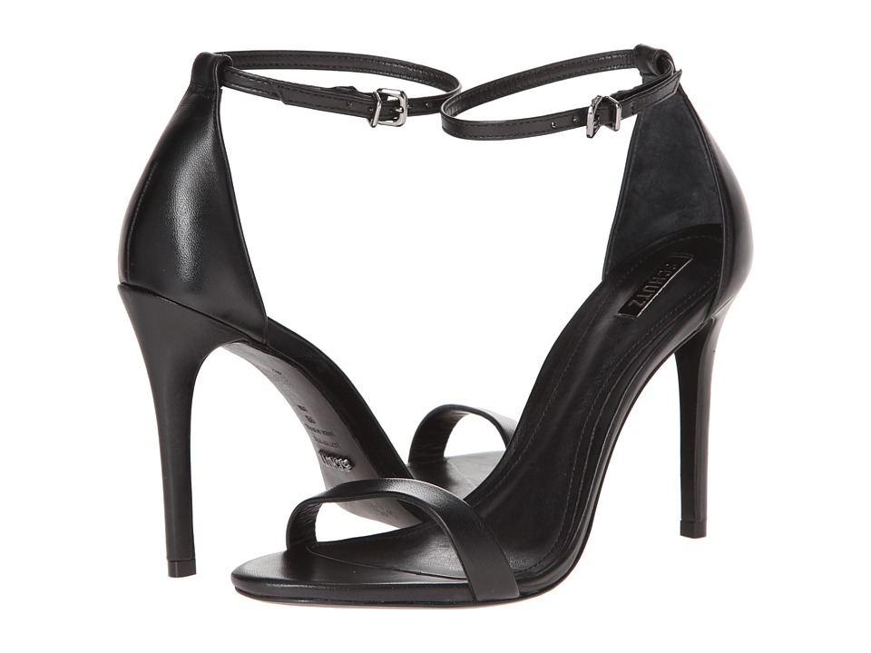 Schutz Cadey Lee Black High Heels