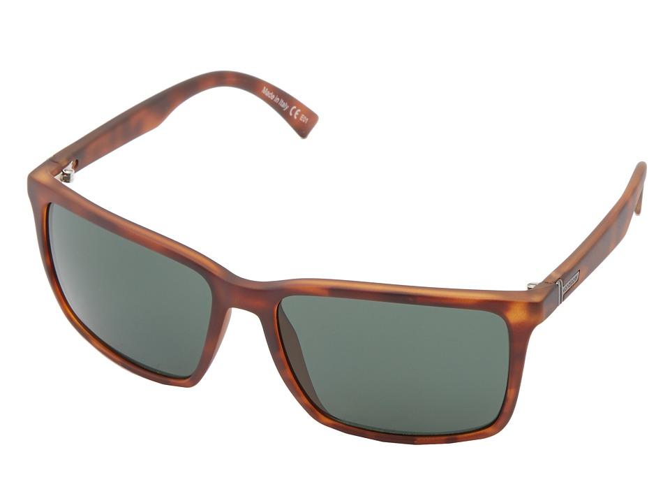 VonZipper Lesmore Tortoise/Vintage Grey Sport Sunglasses