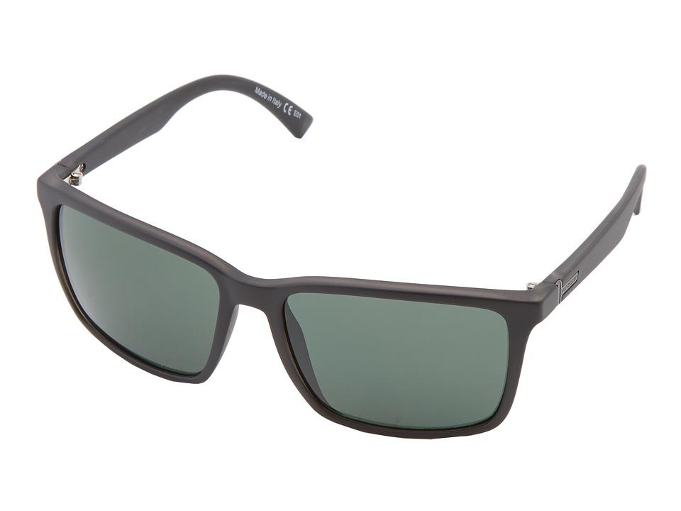 VonZipper Lesmore Black/Satin Grey Sport Sunglasses