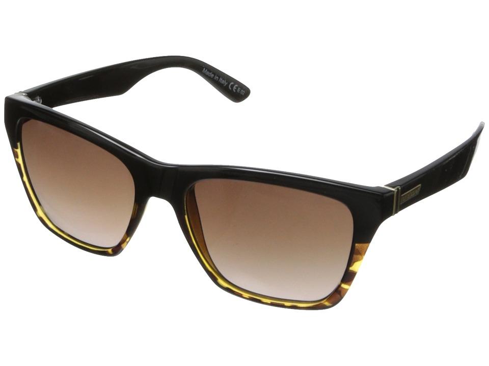 VonZipper Booker Black Tort/Gradient Sport Sunglasses