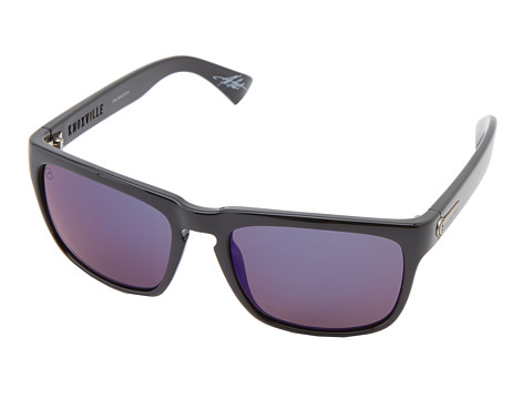 Electric Eyewear Knoxville Polarized - Gloss Black/M2 Blue Polar