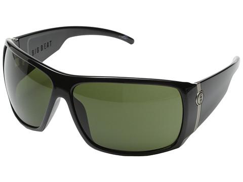Electric Eyewear Big Beat Polarized - Gloss Black/M Grey