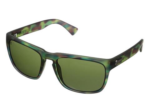 Electric Eyewear Knoxville Gloss Black/M Grey - 6pm.com