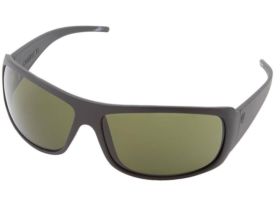 Electric Eyewear Charge XL Matte Black/M Grey Sport Sunglasses