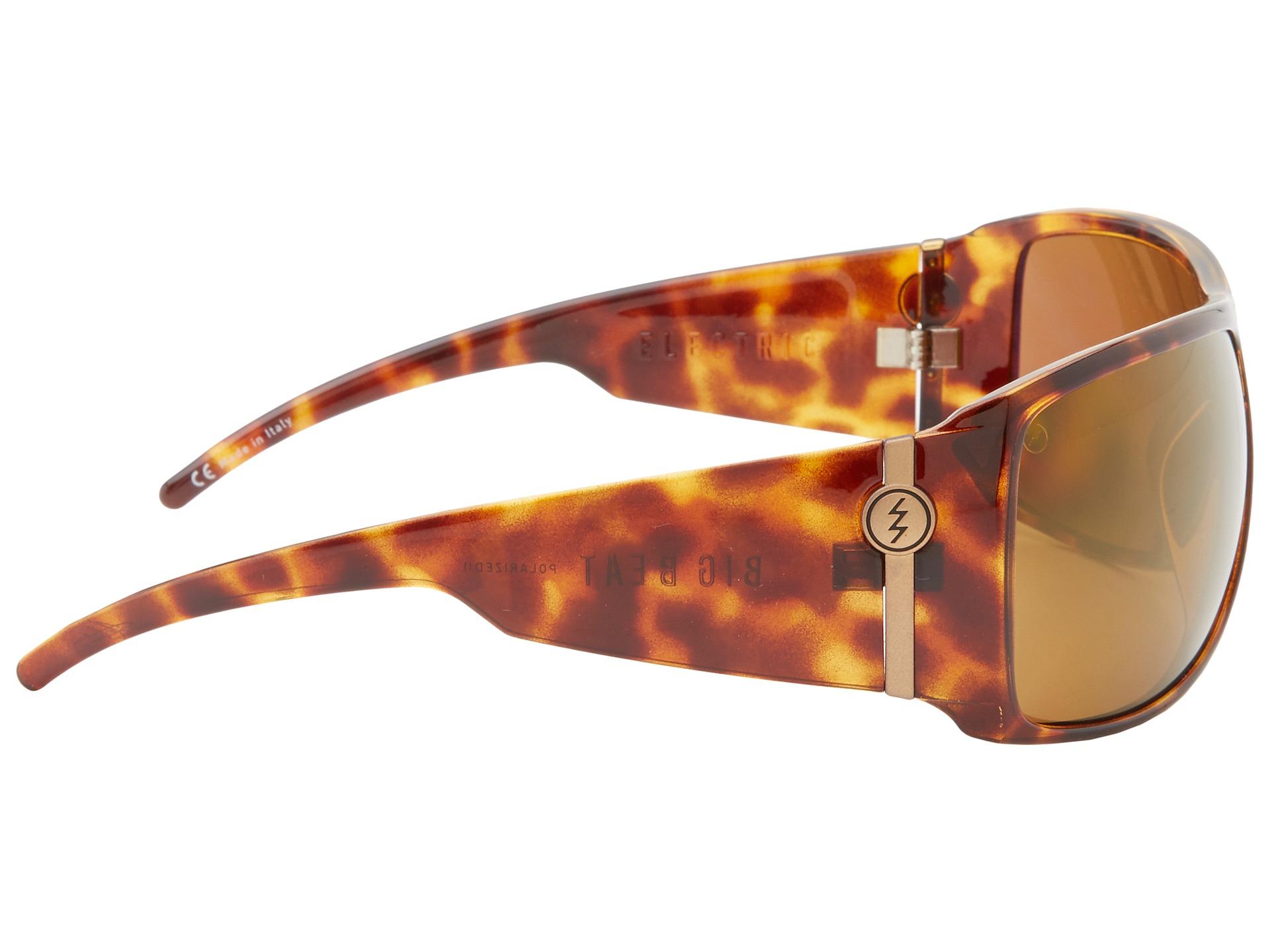 electric eyewear big beat polarized zappos free
