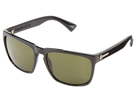 Electric Eyewear Knoxville XL Gloss Black/M Gry - Zappos ...