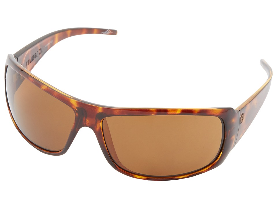 Electric Eyewear - Charge XL Polarized (Tortoise Shell/M1 Bronze Polar) Sport Sunglasses