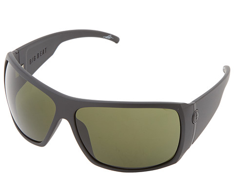 Electric Eyewear Big Beat Polarized - Matte Black/M Grey