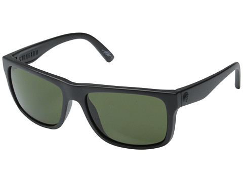 Electric Eyewear Swingarm Polarized - Matte Black/M Grey