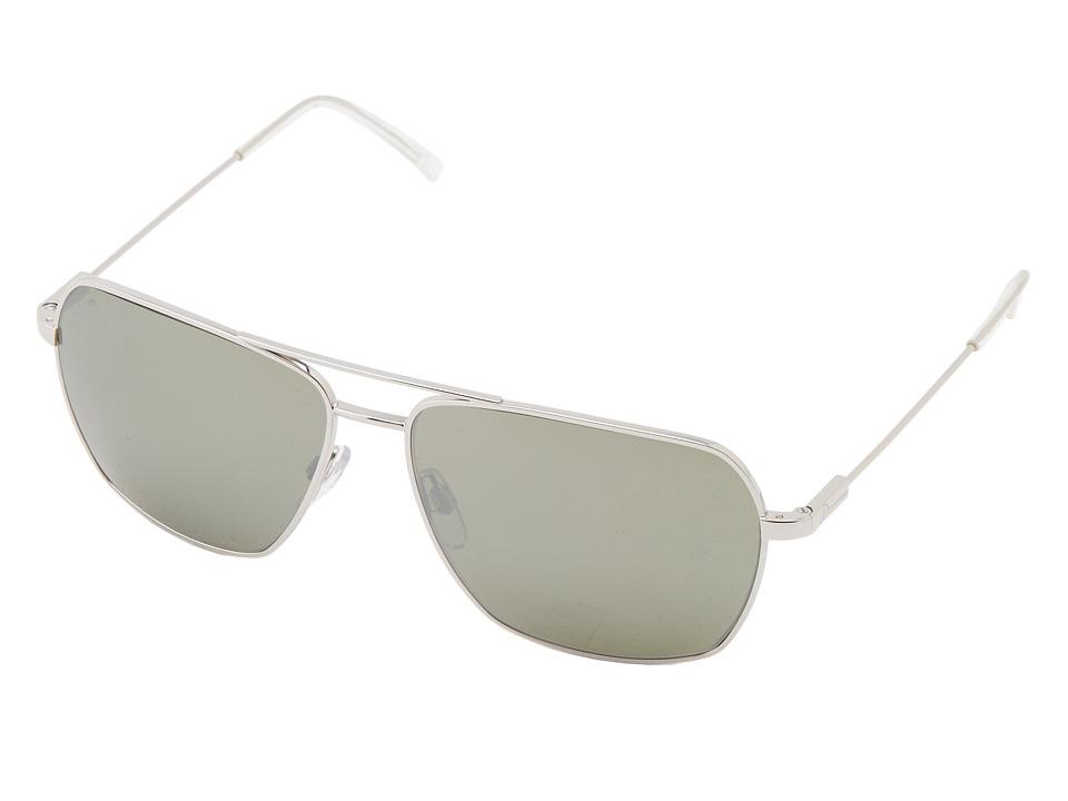Electric Eyewear Av2 Platinum/M Grey Silver Chrome Sport Sunglasses
