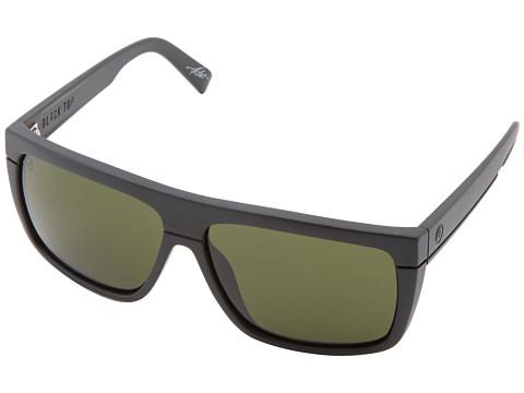 Electric Eyewear Black Top Polarized - Matte Black/M Grey