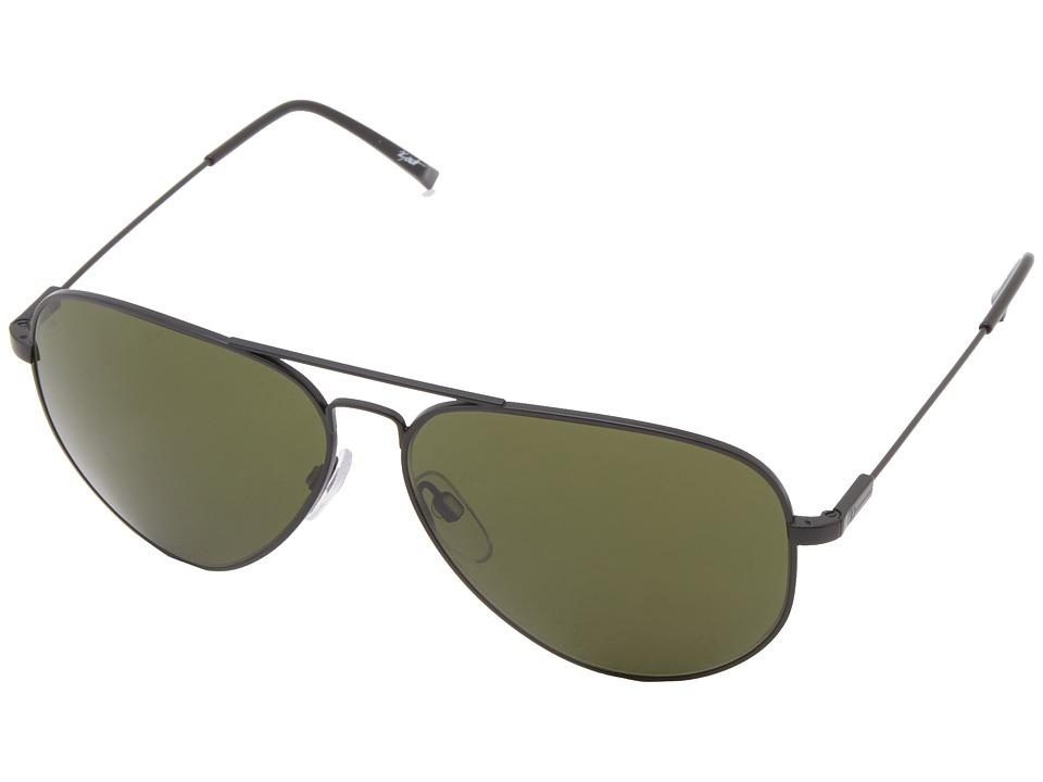 Electric Eyewear Av1 XL Black/M Grey Fashion Sunglasses