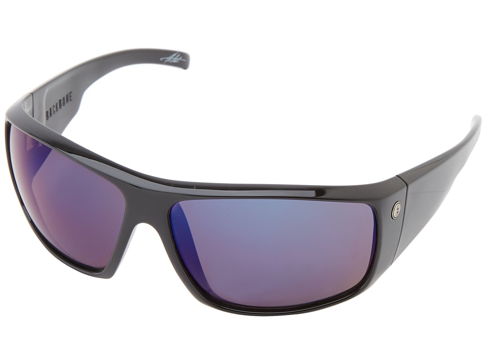 Electric Eyewear Backbone Gloss Black/M2 Blue Polar Sport Sunglasses