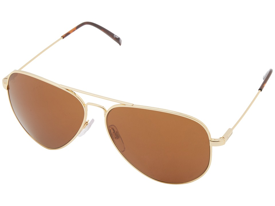 Electric Eyewear Av1 XL Gold/M Bronze Fashion Sunglasses