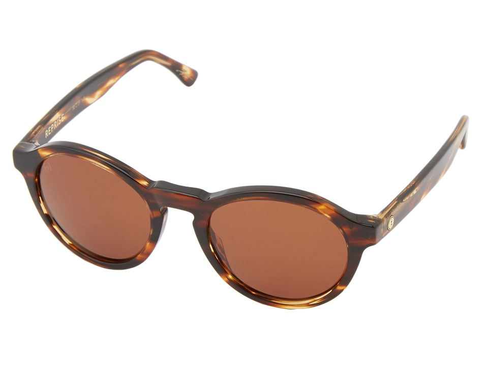 Electric Eyewear - Reprise (Tortoise Shell/M Bronze) Sport Sunglasses