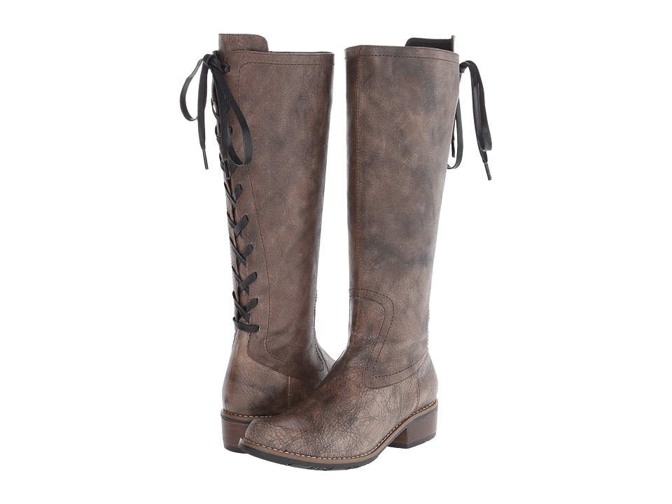 Wolky Pardo Taupe Etruria Fantasy Womens Boots