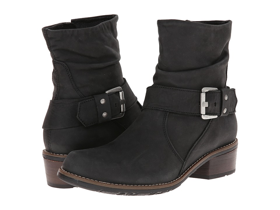 Wolky Lerma Black Cowgate Womens Boots