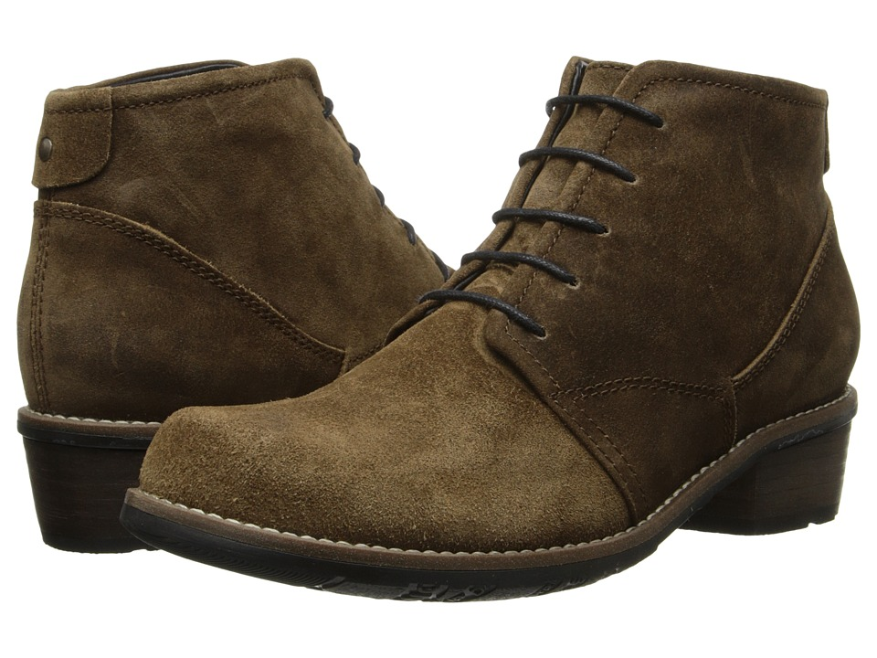 Wolky Erne (Bison Greased Suede) Women