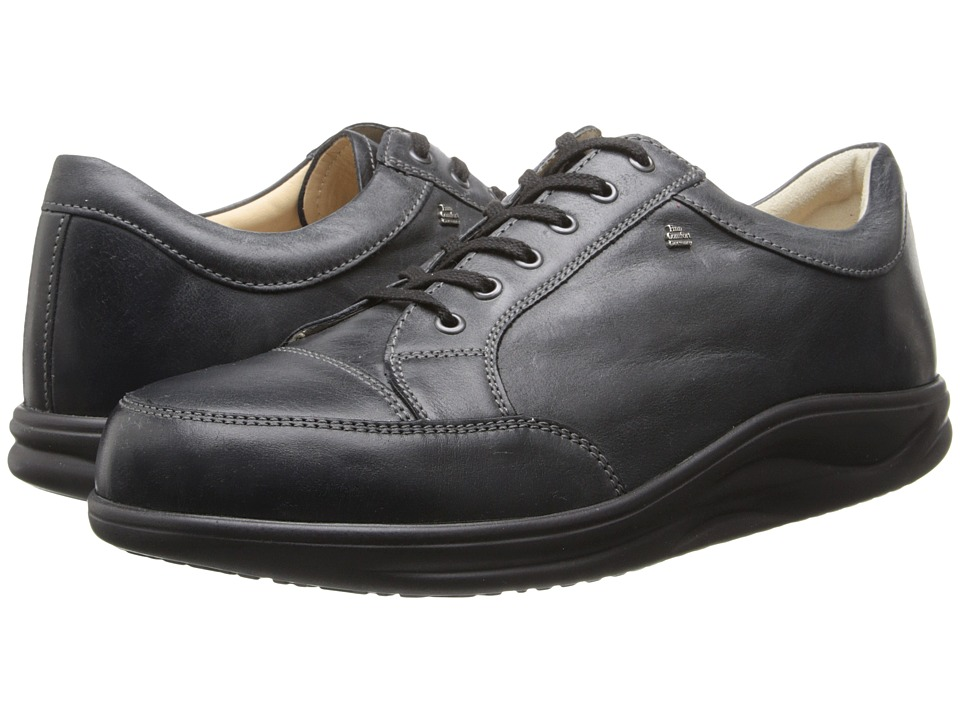 Finn Comfort - Huelva - 1167 (Nero Metro) Mens Lace up casual Shoes