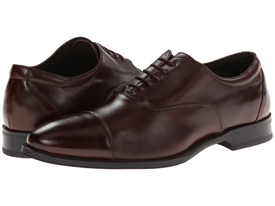 Stacy Adams - Kordell (Brown Leather) Men